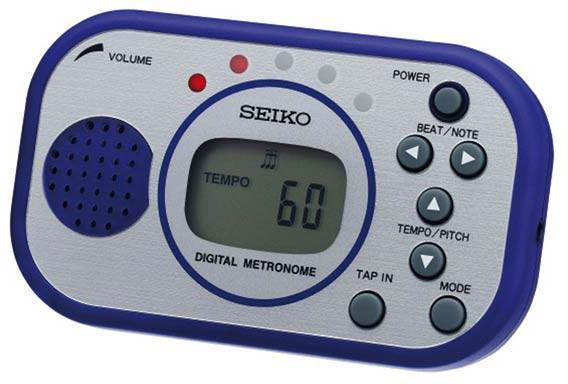 SEIKO DM-100S PLATA