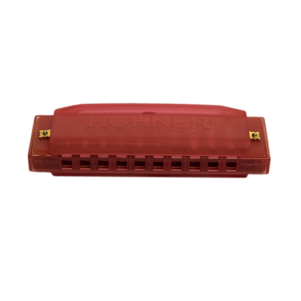 HOHNER HAPPY HARP ROJA