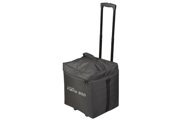 HK AUDIO LUCAS NANO 300 ROLLER BAG