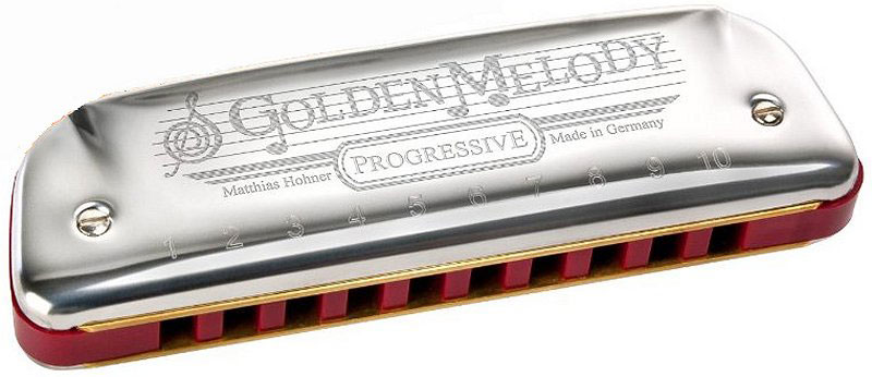 HOHNER GOLDEN MELODY A