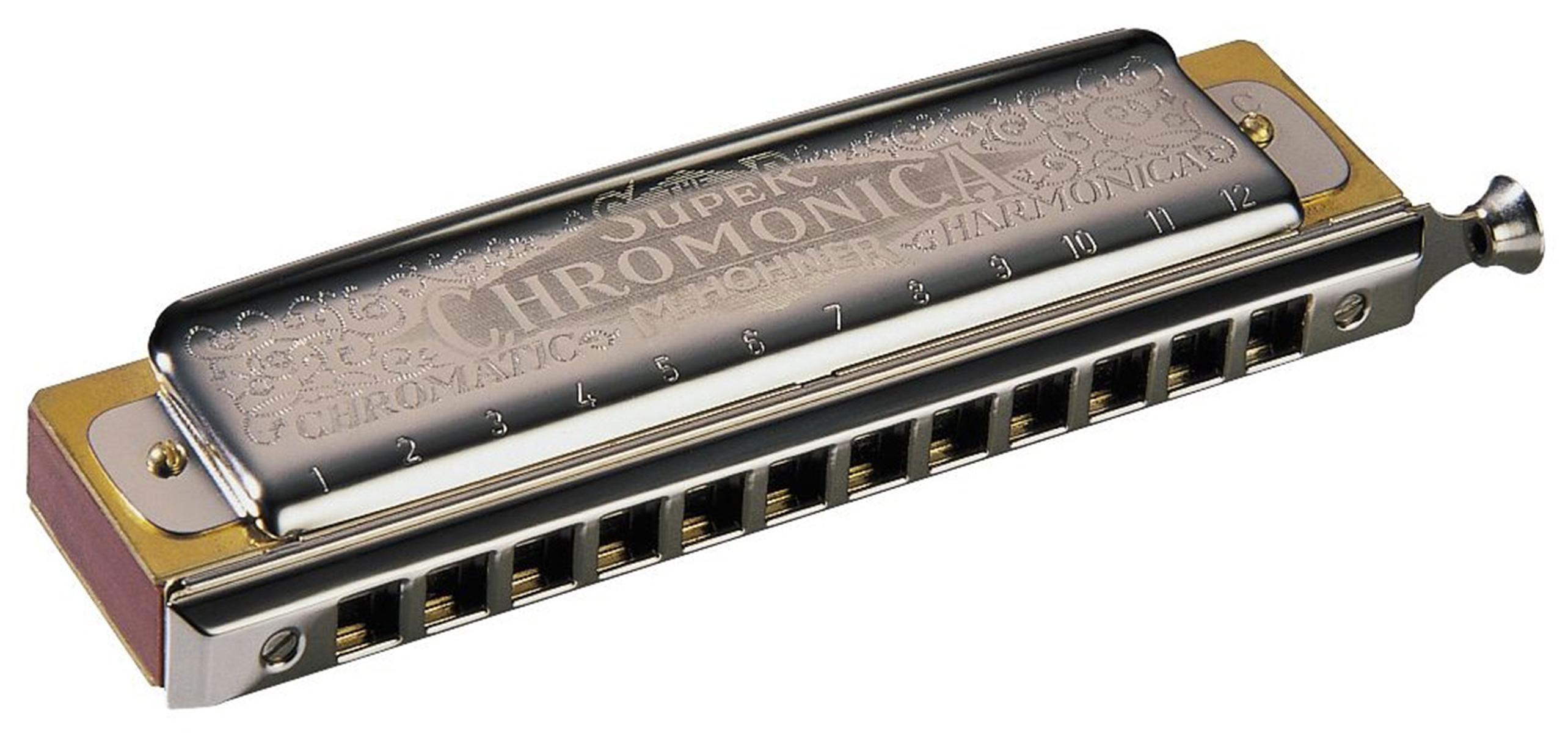 HOHNER SUPER CHROMONICA B