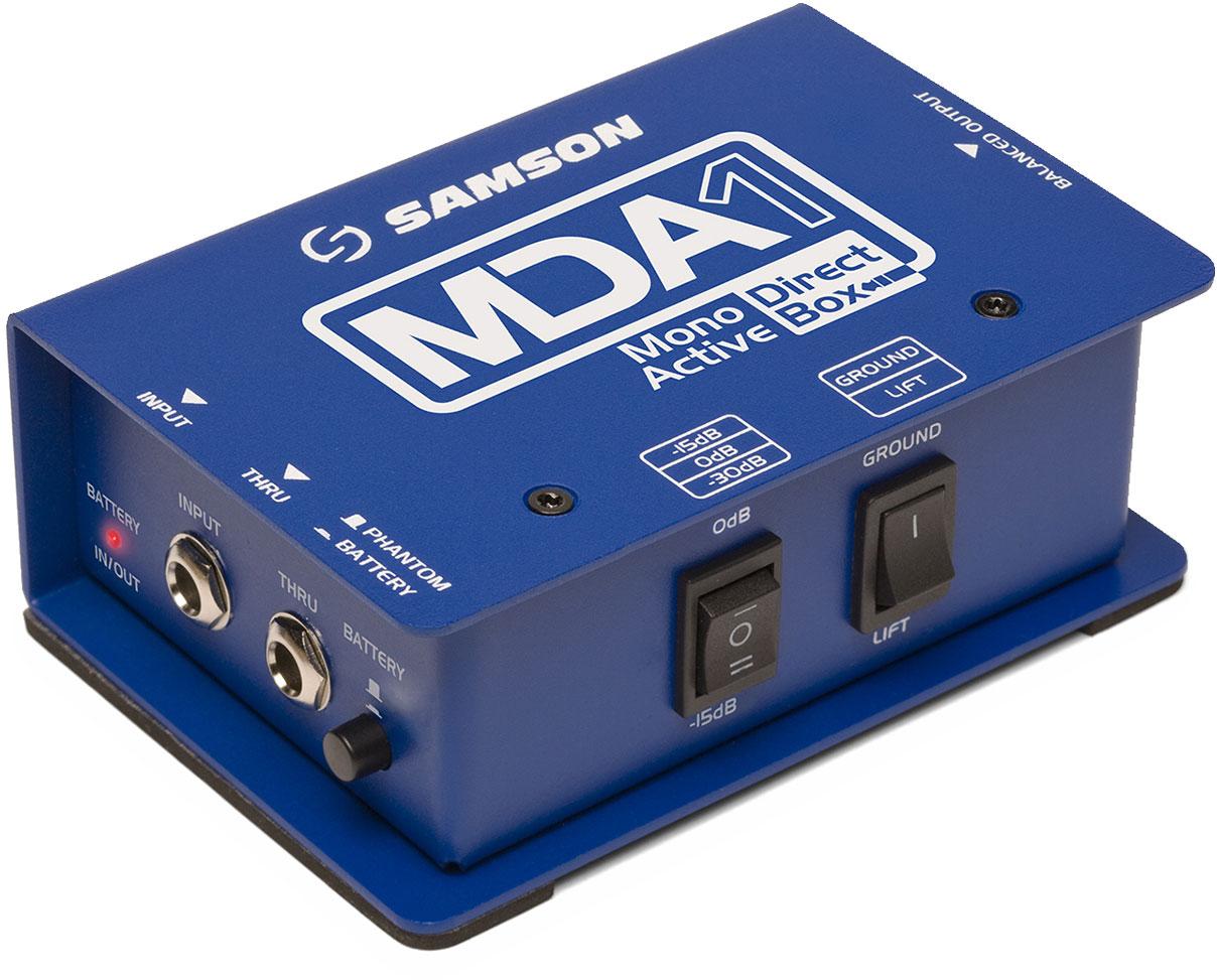 SAMSON S-MAX MDA1