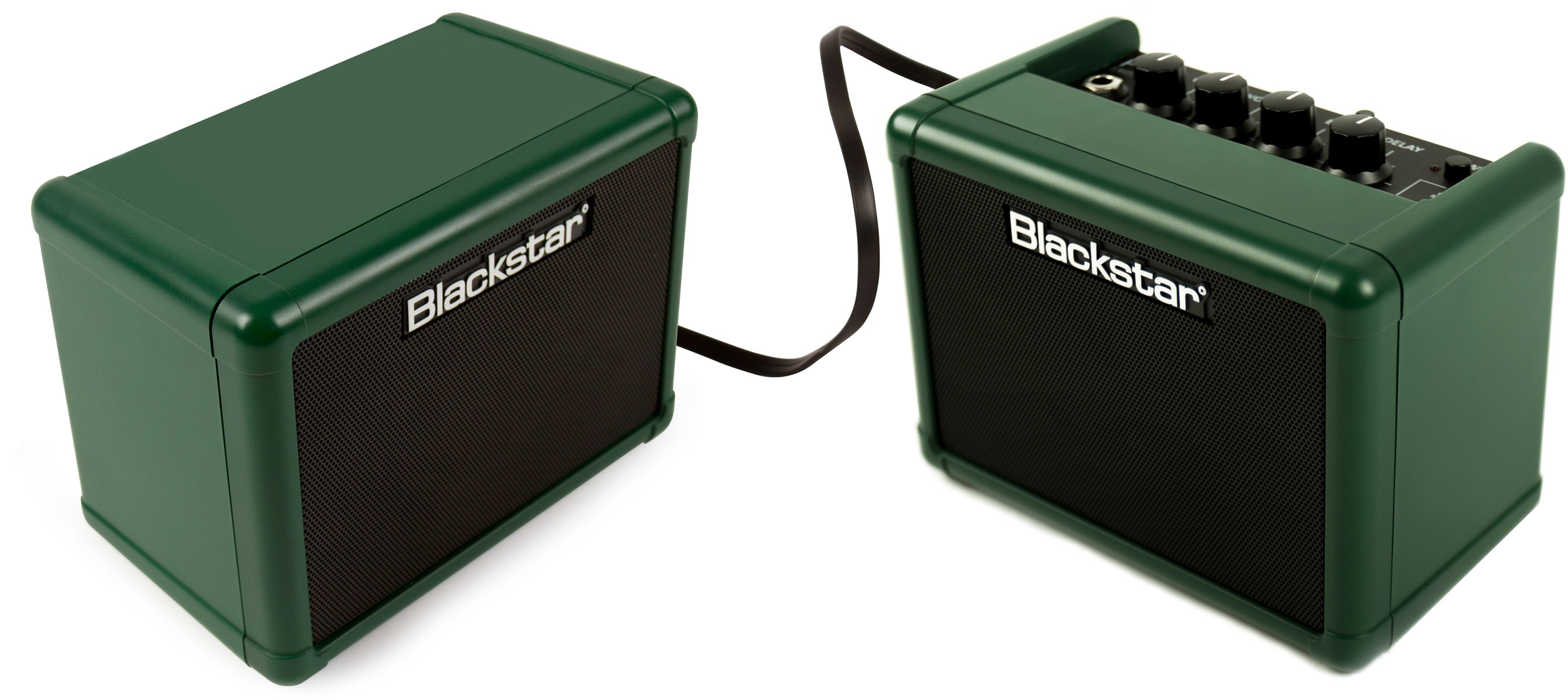 BLACKSTAR FLY STEREO PACK GREEN LIMITED