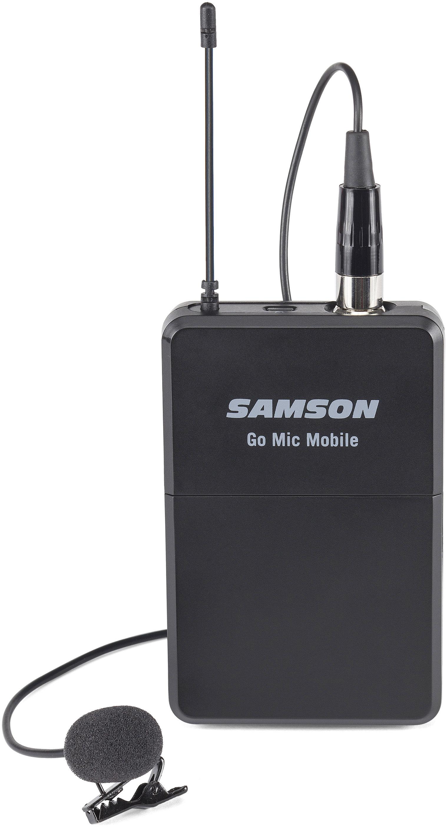 SAMSON LM8 LAVALIER+BELTPACK TRANSMITER ONLY