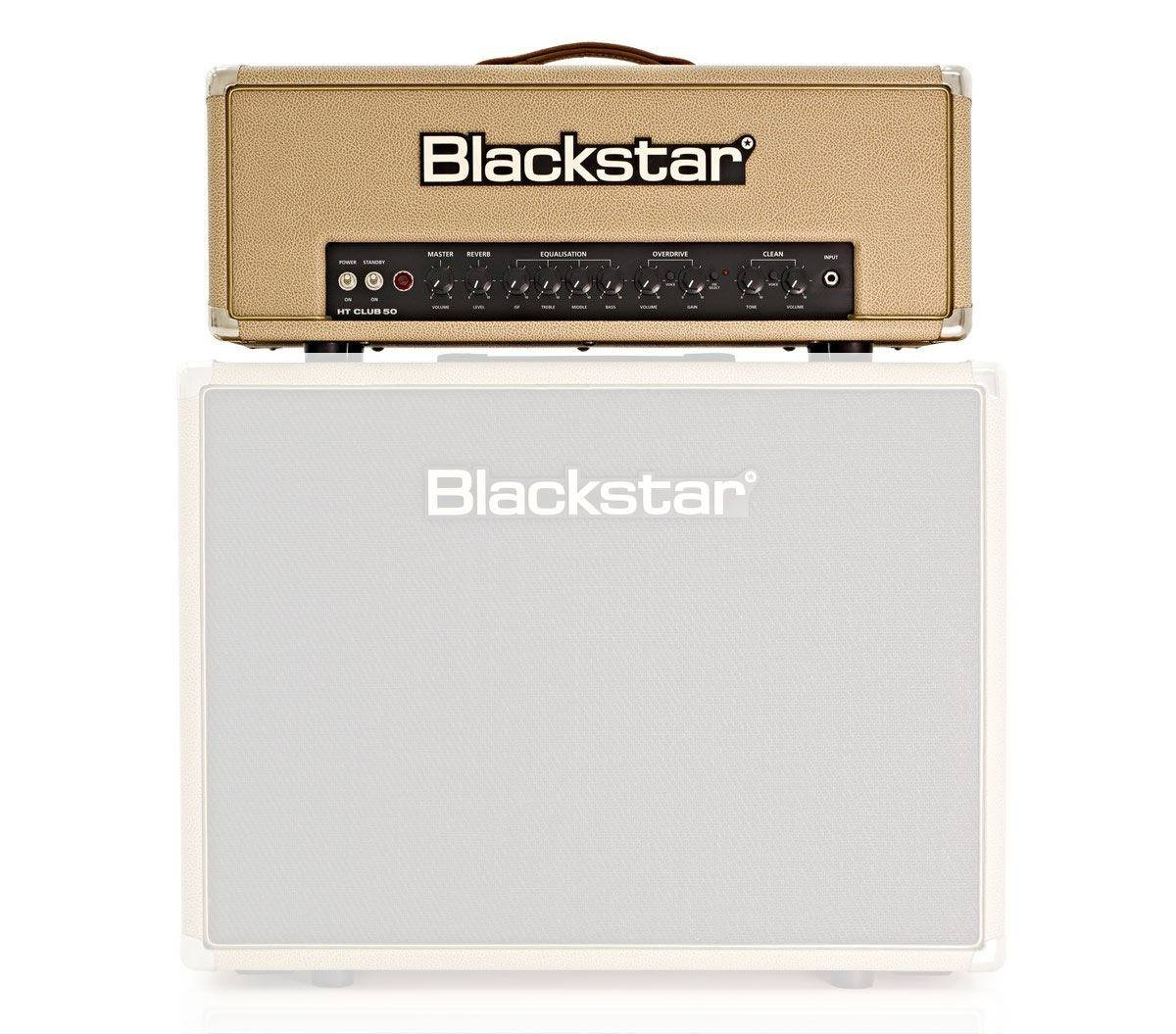 BLACKSTAR HT STUDIO 50H BRONCO TAN