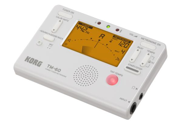 KORG TM-60-WH