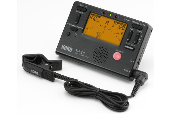 KORG TM-60C-BK