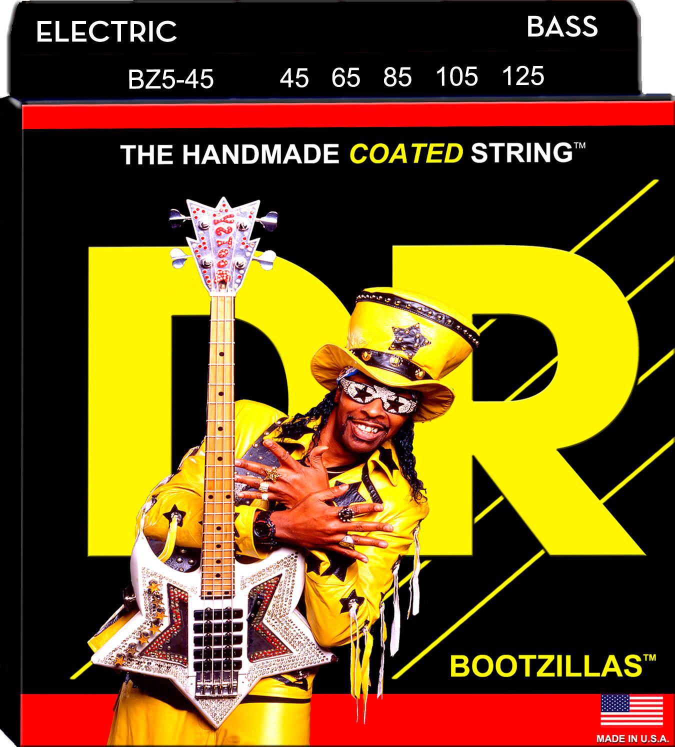 DR BZ5-45 Bootzillas - Bassi Accessori - Corde