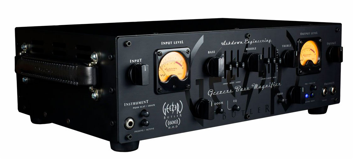 ASHDOWN HOD-600