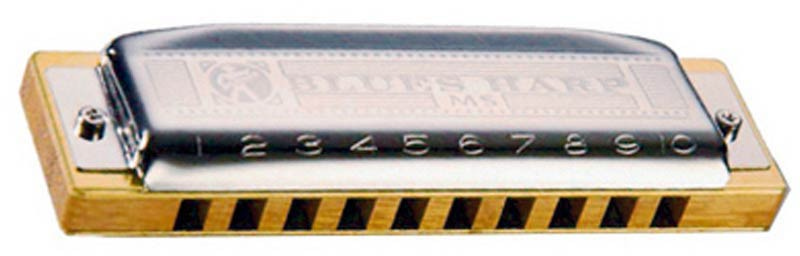 HOHNER BLUES HARP SMALL BOX G-MAJOR