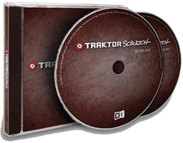 NATIVE INSTRUMENTS PAREJA DE CDS DE CONTROL V2