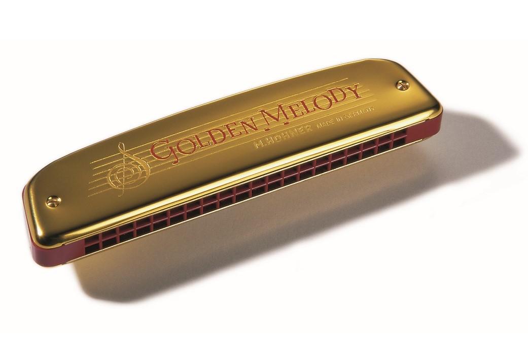 HOHNER GOLDEN MELODY F