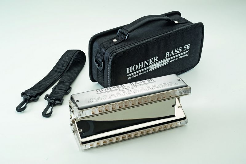 HOHNER BASS 58