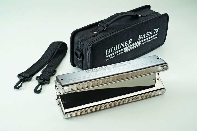 HOHNER BASS 78
