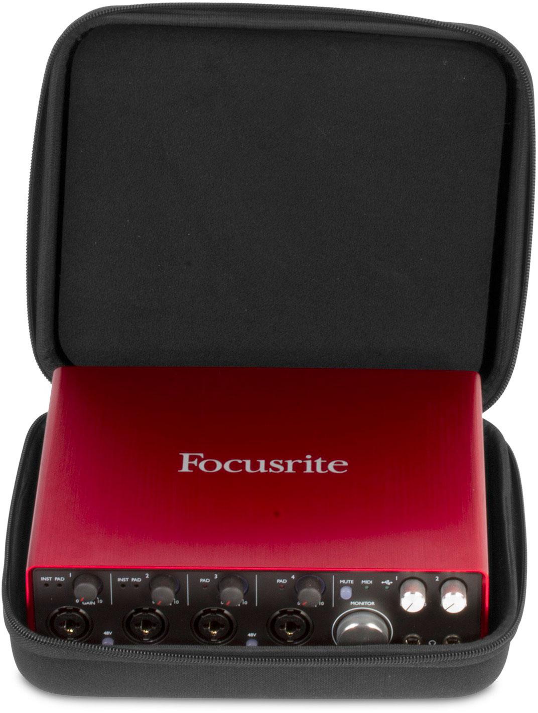 UDG-U8460BL-Creator-Focusrite-Scarlett2-2i4-6i6-18i8-Clarett-2Pre-Hardcase-Black-sku-65298620513