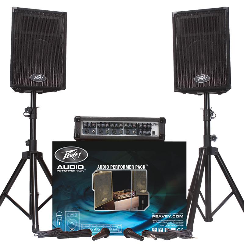 PEAVEY Audio Performer Pack™