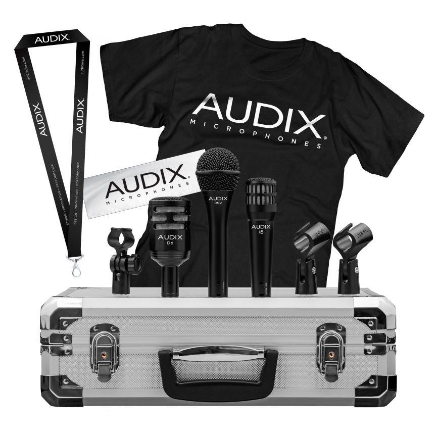 AUDIX CLUB KIT