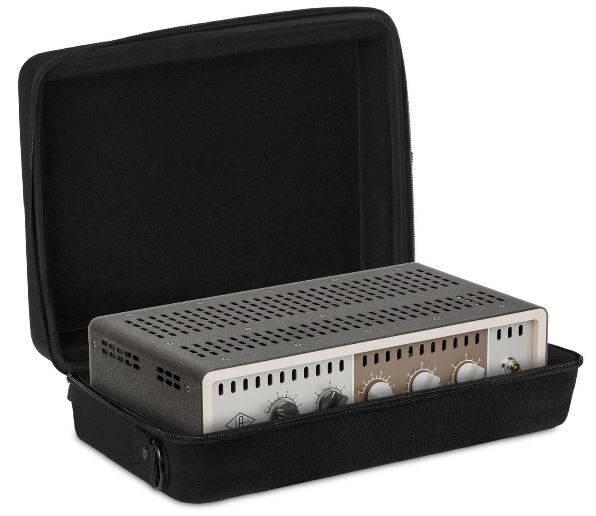 UDG U8473BL - CREATOR UNIVERSAL AUDIO OX AMP TOP BOX HARDCASE BLACK