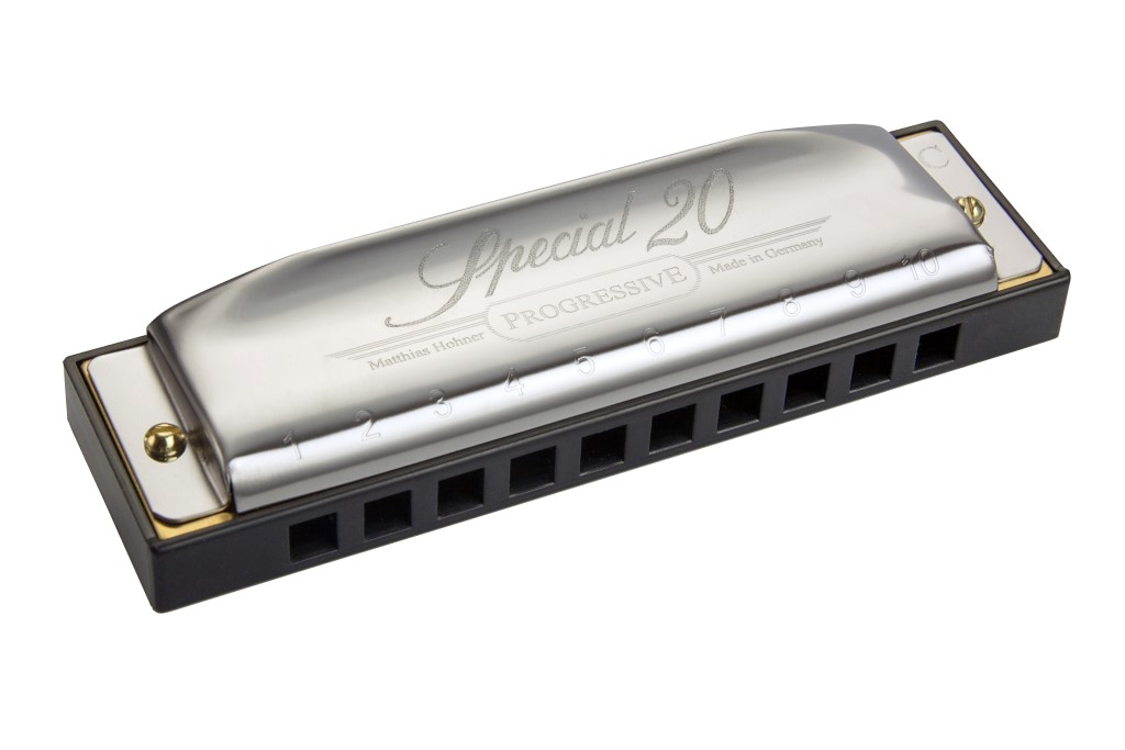 HOHNER SPECIAL 20 COUNTRY TUNING F