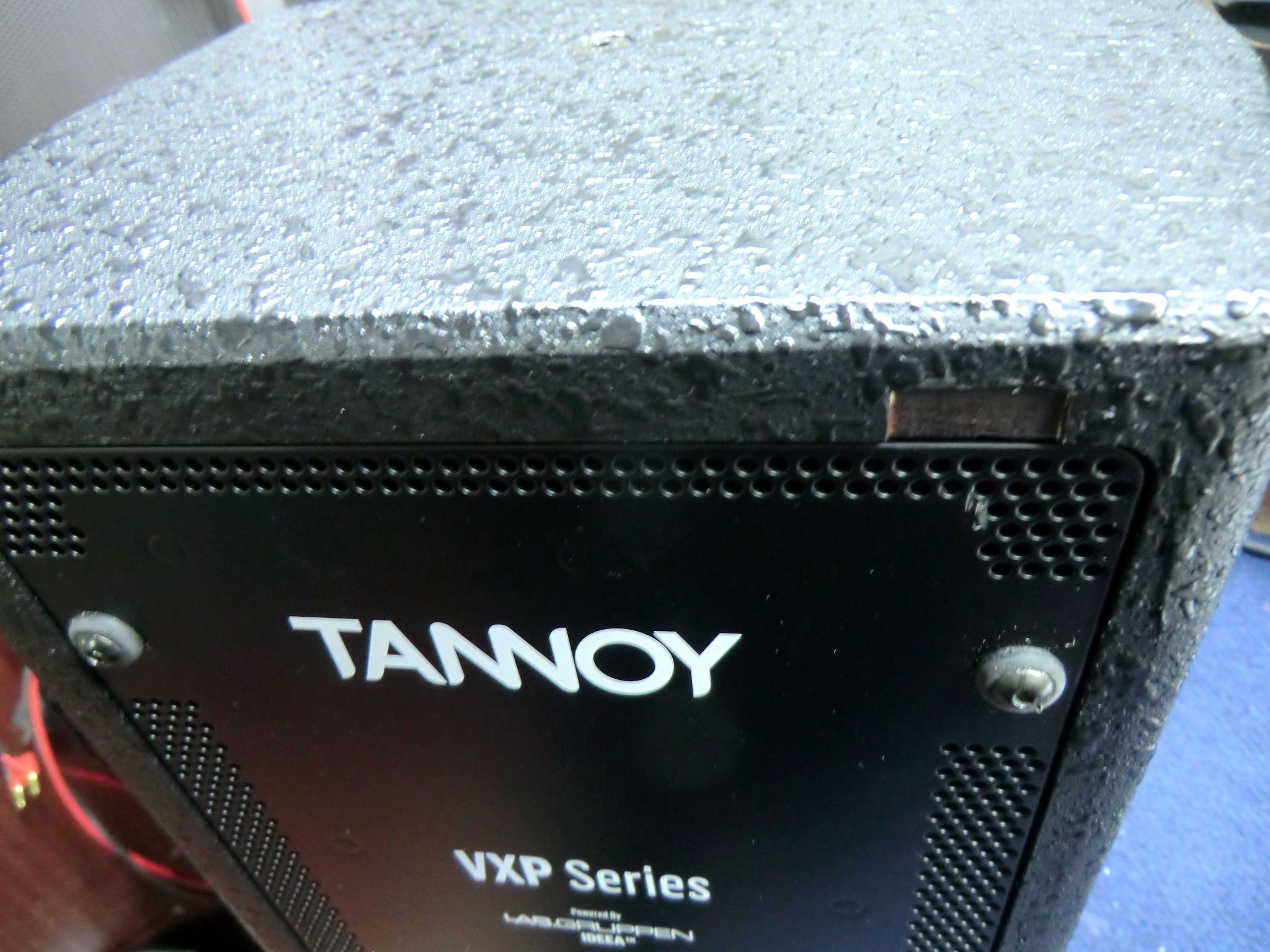 Tannoy B-stock Caja Acust.vxp 6 (negr
